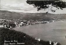 Cartolina Riviera dei Fiori Diano Marina Panorama VIAGGIATA Postcard