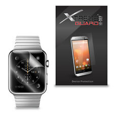6-Pack XtremeGuard HI-DEF Screen Protector Cover For Apple Watch Series 2 38mm