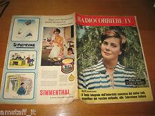 TV RADIOCORRIERE=1959/23=ALIDA VALLI=JONAS SALK=