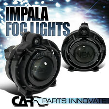 Impala Equinox CTS-V Enclave Terrain Smoke Lens Fog Driving Lights Kit+Switch
