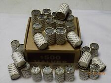 (1) Unsearched roll of Half Dollars - POSSIBLE Silver 40% or 90% ers