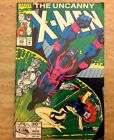 The Uncanny X-Men #286 Mar 1992, Marvel Comic Book