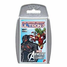 TOP CARTE MARVEL AVENGERS ASSEMBLE, NUOVO