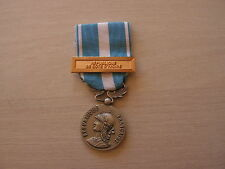 medaille  coloniale agrafe  cote d'ivoire