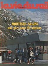 la vie du rail N°1828 du 28 janvier 1982 moutiers salins