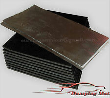 1.7 m² (18sq.ft) Car Vehicle Sound Deadening Material Proofing Insulation Bonnet