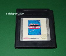 Battleship Flottenmanöver fuer Nintendo Game Boy Color Advance ( nicht DS ! )