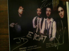 Carney EP cd booklet signed autographed by Reeve Carney from Penny Dreadful