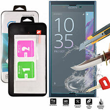 Genuine Tempered Glass Shockproof ScreenProtector For Sony Xperia XZ (NEW)