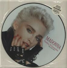 """Madonna Causing A Commotion 1987 UK limited edition 3-track 12"""" Picture Disc!!"""