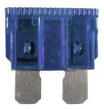 STANDARD AUTO CAR BLADE FUSE 15A 15 AMP BLUE FUSES x 10