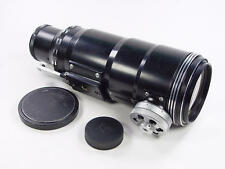 Telelens Tair-3s f/4.5/300 from Photosniper set M42 screw mount s/n 6152.