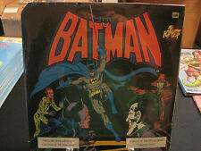 Batman 33 1/3 LP BRAND NEW album! Still sealed! 1975!
