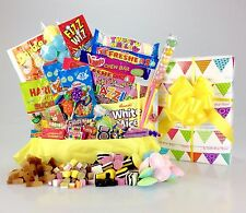 RETRO Sweet Hamper Gift Box- Birthday Father's Day Thank You Large Mix Chocolate