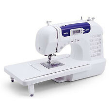 Brother CS-6000i 60-stitch Computerized Sewing Machine with Wide Table Factory S