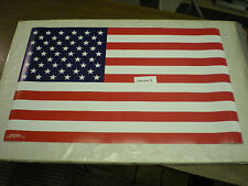 American Flag Poster USA United States of America 22 x 34 inches brand new