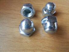 20 Stück Hutmuttern M8 verzinkt DIN1587 Mutter