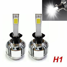 2X 120W 12000LM H1 LED Car Headlight Driving Lamp Head Light Auto Headlamp Bulbs