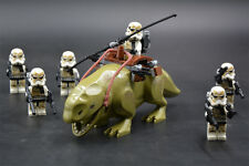 STAR WAR Dewback and Sandtrooper building toy fit lego all new in bags