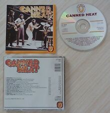 RARE CD ALBUM SPOONFUL - CANNED HEAT 13 TITRES 1998