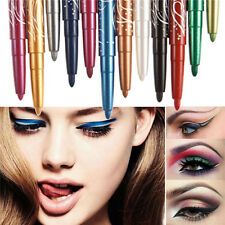 Professional Makeup Eye Shadow Eyeliner Lip Liner Pen Pencil Beauty Cosmetic Set