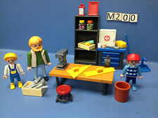 (M200) playmobil classe de technologie 4326 4324