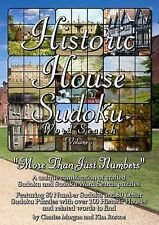 Historic House Sudoku: v. 1: More Than Just Numbers,GOOD Book