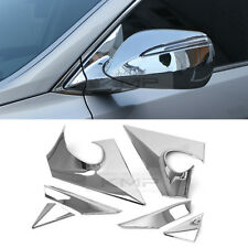 Chrome Mirror Bracket Molding B433 For HYUNDAI 2013-2016 Grand SantaFe / Maxcruz