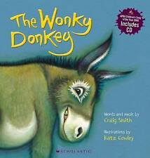 Wonky Donkey, The ' Craig Smith includes CD sameday freepost Aust