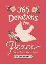 365 Dev For Peace Hb  BOOK NEW