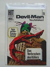 Hit Comics (BSV, Gb.) Nr. 50 (Z1-2) Devil-Man