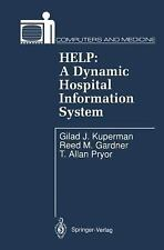 HELP: A Dynamic Hospital Information System (Computers and Medicine)-ExLibrary
