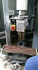 xj12 belt drive milling machine