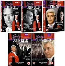 JUDGE JOHN DEED Complete Season Series 1 2 3 4 5 6 + Pilot Collection NEW DVD R4