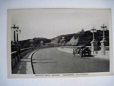"Vintage Postcard of ""Suicide Bridge"" in Pasadena, CA (Arroyo Seco Bridge) *"
