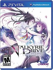 Valkyrie Drive: Bhikkhuni [Playstation Vita PS Vita PSV Sony Two Sexy Girls] NEW