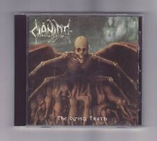 (CD) CIANIDE - The Dying Truth / Grind Core 89806-2 / 1992 Red Light / USA