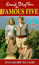 Blyton, Enid Famous Five: 7: Five Go Off To Camp (The Famous Five TV tie-ins) Ve