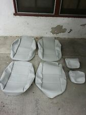 BMW E34 540 535 525 COMFORT SEAT KIT GERMAN VINYL UPHOLSTERY KITS NEW