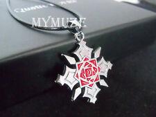 Vampire Knight Yuki Cross Kuran Tattoo Symbol Pendant Cosplay Necklace