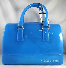 FURLA CANDY ATLANTIC SATCHEL JELLY BAG
