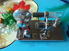 Stirling engine Miniature steam engine of scientific experiments in toys