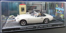 James Bond 007 Collection - 07 Toyota 2000GT - Man lebt nur zweimal