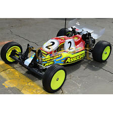 PRO-LINE BullDog Clear Body + 8mm Team Associated B4.1 2WD RC Car Buggy #3368-00