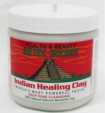 AZTEC SECRET INDIAN HEALING CLAY - FACIALS ACNE PORE CLEANSING FREE