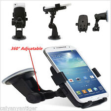 Hot Sale Car Windshield/Dashboard Mount Holder Sucker For All Phone 360° Rotable