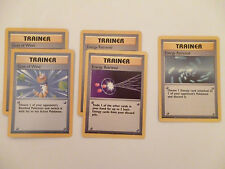 Pokemon Trainer - Gust (C)x2, Eg Retrieval-(U)x2, Eg Removal-(C)x1 (New)
