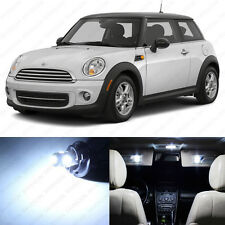 11 x White LED Lights Interior Package For Mini Cooper S R56 Hardtop 2006 - 2014
