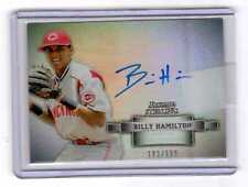 2012 Bowman Sterling Prospects Billy Hamilton RC Auto Refractor/199