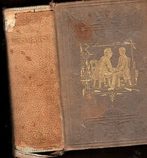 1888 LIBRARY OF MESMERISM AND PSYCHOLOGY Old Book MEDICAL OCCULT MAGIC